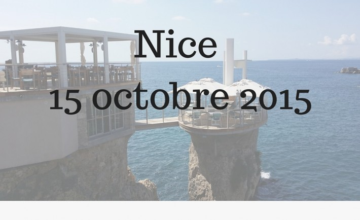 Nice 15 octobre 2015